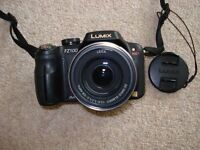 Panasonic FZ100 Digital Camera, 24 x Optical Zoom, As New Condition.