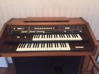 Farfisa Scala Vintage electric organ/keyboard