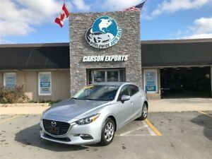 2017 Mazda MAZDA3 CLEAN GX! $119.00 BI-WEEKLY+TAX!
