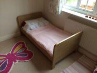 Cot bed/ Toddler bed - Mamas and Papas