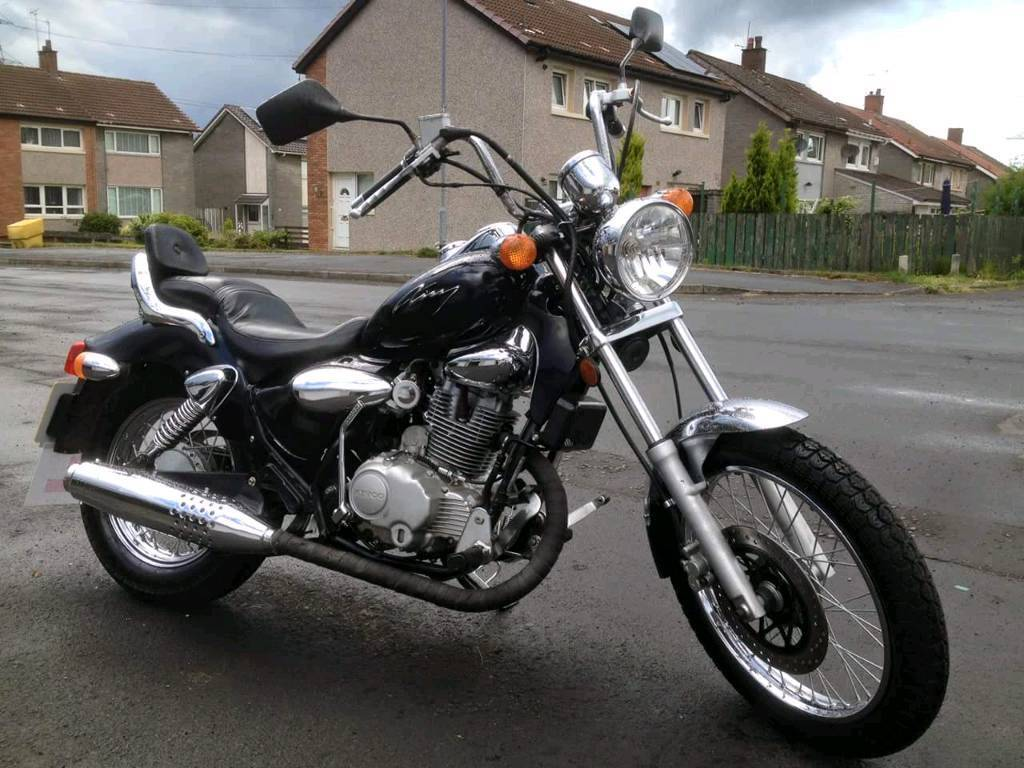Kymco Zing 125cc motorcycle, MOT expires Sep 15th | in Cambuslang, Glasgow  | Gumtree