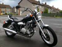 Kymco Zing 125cc motorcycle