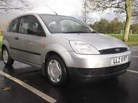 WANTED FORD FIESTA,