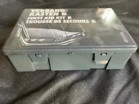 Bmw 3 5 7 series Genuine BMW First Aid Box 1989