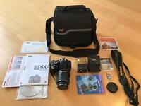 Nikon Digital SLR Camera D3100 - open to offers