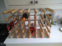 24-bottle Wine Rack