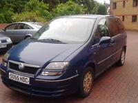 Fiat Ulysse 2.0 16v Diesel for sale 1050 ONO