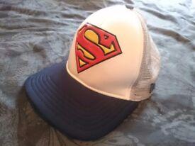 Superman Cap New Era 58cm