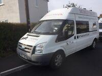 Mobile Grooming Van fully fitted