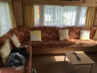 Holiday caravan Bunn Leisure