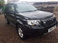 Land rover freelander TD4 **Automatic**
