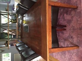 Dining Room Table Solid Wood 8 seater