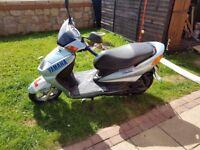 Yamaha cygnusX 125cc
