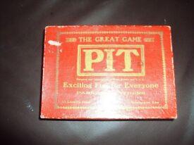 Vintage Pit game