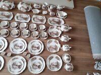 Hadden Hall bone china
