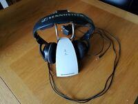 Sennheiser RS120 II Wireless On-ear Headphones