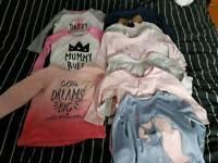12-18 Months Girls Huge Winter Bundle (85 Items)