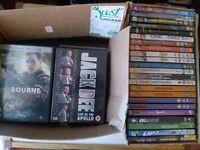 DVD Bundle - 23 BRAND NEW & SEALED + 22 USED