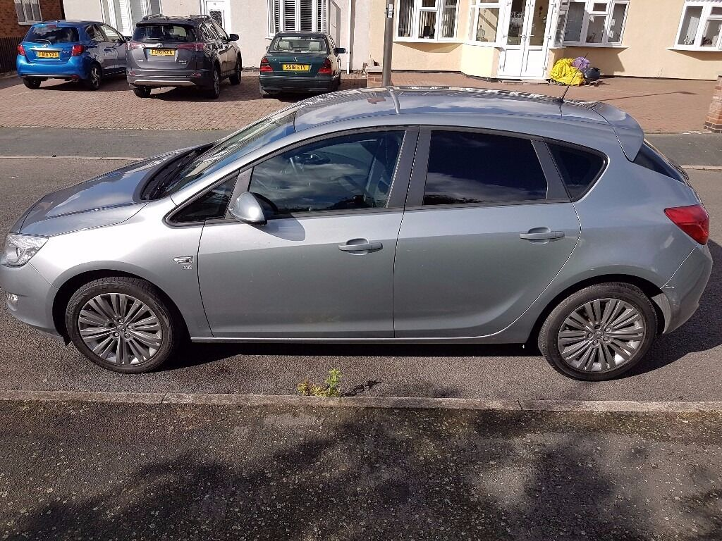 Vauxhall Astra Excite 1.4L Petrol Manual