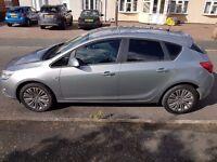 Vauxhall Astra Excite 1.4L Petrol Manual
