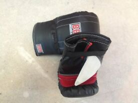 Pair of good condition BBE Boxing Gloves
