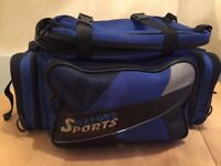 Oxford Sports Motorcycle Luggage - TAIL PACK (Blue)