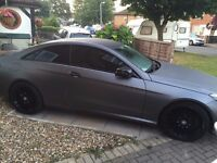 GUN METAL GREY AMG LINE MERCEDES BENZ