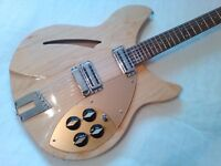 Rickenbacker 330/12 MG Guitar *Easy project - please read fully*