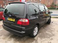 2004 FORD GALAXY 1.9Tdi Zetec, 7 SEATER, 120K MILES, SERVICE HISTORY, FULL MOT, GOOD CONDITION