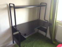 IKEA Fredde Workstation (18 months old, great condition + Assembly Manual included)