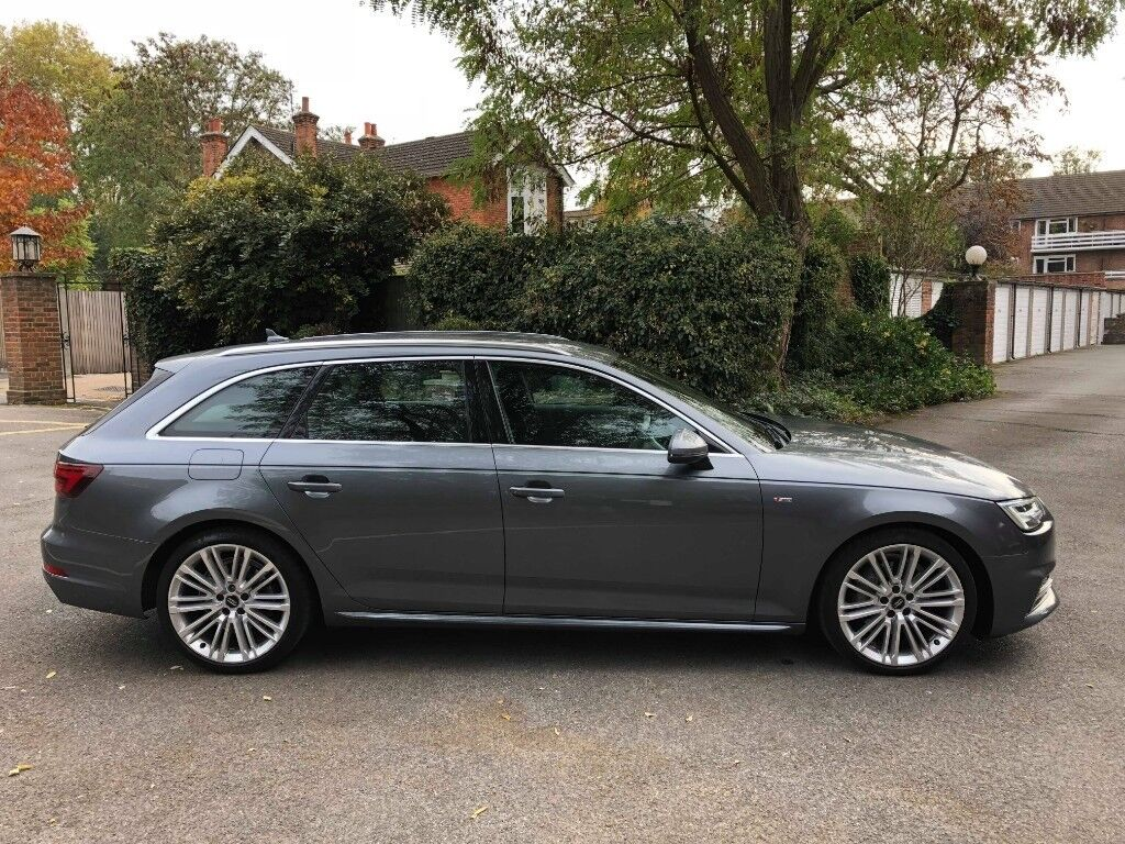 2017 17 Audi A4 S Line Avant 2 0 Tdi For