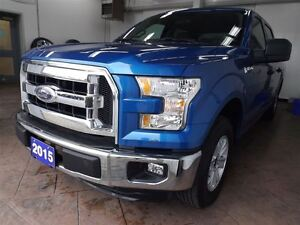 2015 Ford F-150 XLT SUPERCREW 3.5L Kitchener / Waterloo Kitchener Area image 8