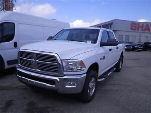 2011 Ram 2500 SLT | Power Seats | Bed Liner