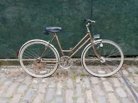 Vintage Kalkhoff single speed bike