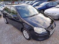 Volkswagen Polo 1.4 SE Hatchback 5dr Petrol Manual, FULL SERVICE HISTORY. HPI CLEAR. LADY OWNER