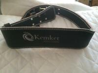 Kemket workout belt