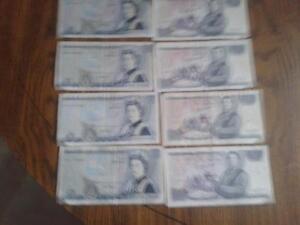 5 Pound notes