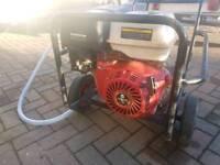 13hp petrol pressure washer