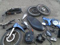 Honda Innova 125CC Job Lot Spare Parts / Good Working Condition