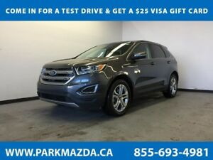 2018 Ford Edge Titanium AWD - Bluetooth, Remote Start, Backup Ca