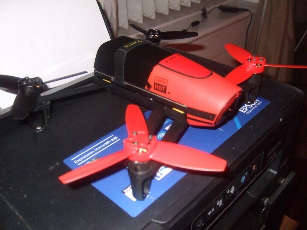 bebop parrot camera drone
