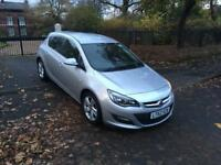 2012 VAUXHALL ASTRA SRI 1.3 CDTI HATCHBACK DIESEL 60 MPG £20 ROAD TAX FULL SERVICE HISTORY 1 OWNER