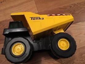 Tonka tipper