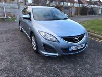 2010 Mazda6 2.2 D TS 5dr Manual @07445775115
