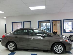 2012 Honda Civic LX 5 VITESSE FULL ÉQUIPE BLUETHOOTH 77900 KM !