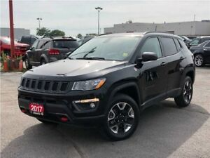 2017 Jeep Compass TRAILHAWK**NAVIGATION**SUNROOF**BLUETOOTH**