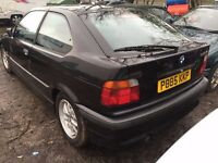[Simmons BMW Livingston] BREAKING BMW E36 318Ti 1.9 Compact - all parts available spares