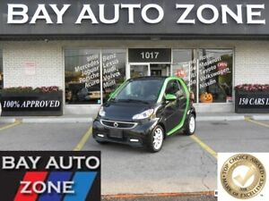 2014 smart fortwo electric drive passion+MOON ROOF+AC SYSTEM+HEA