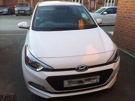 2016 Hyundai i20 Active 5 Door Hatchback White 1.2 Petrol as new