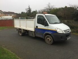 Iveco daily 3.0 tipper